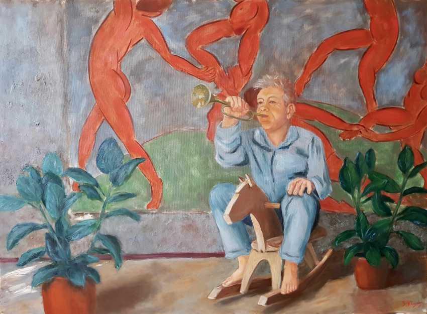 Svetlana Grishkovec-Kiisky. Les sons de l'enfance.Danser sur la musique - photo 1