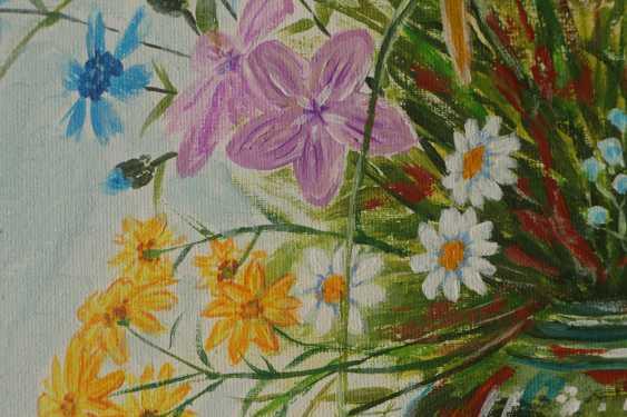 DMYTRO YEROMENKO. Bouquet of wildflowers, 50*40 - photo 2