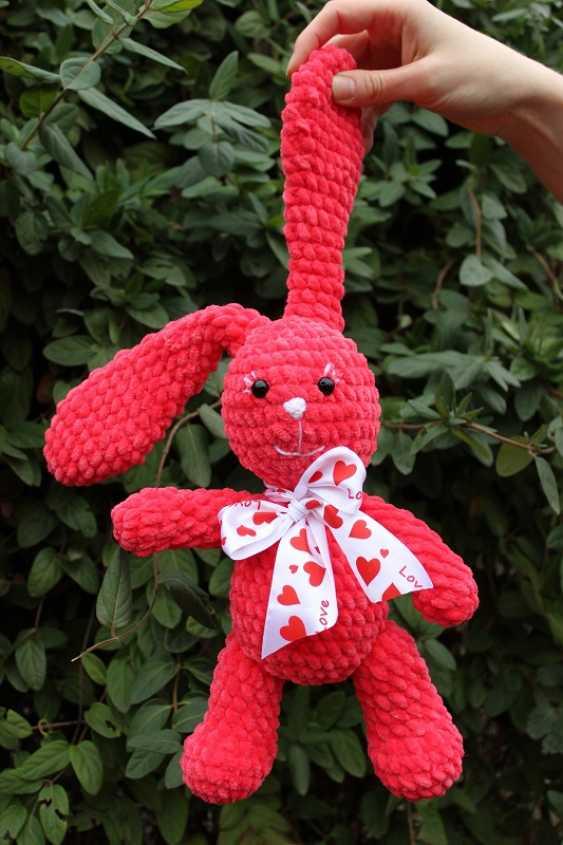 Tanya Derksch. marshmallow Bunny - photo 1