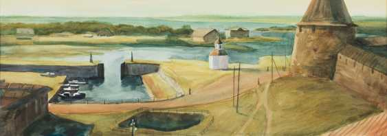 Viktor Borodin. The view from the White tower - photo 1