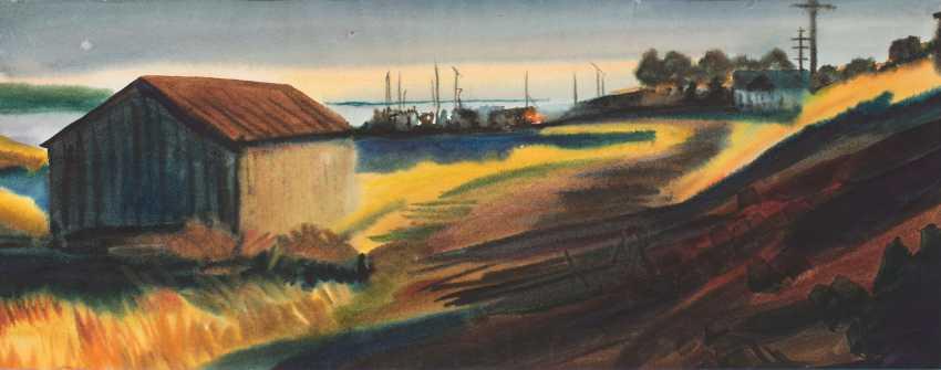Viktor Borodin. The road to the pier - photo 1