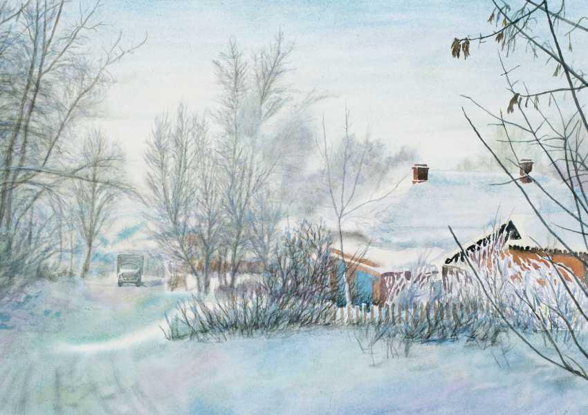 Viktor Borodin. The frozen lane - photo 1