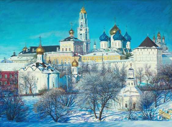 Viktor Borodin. The Trinity-Sergius Lavra - photo 1