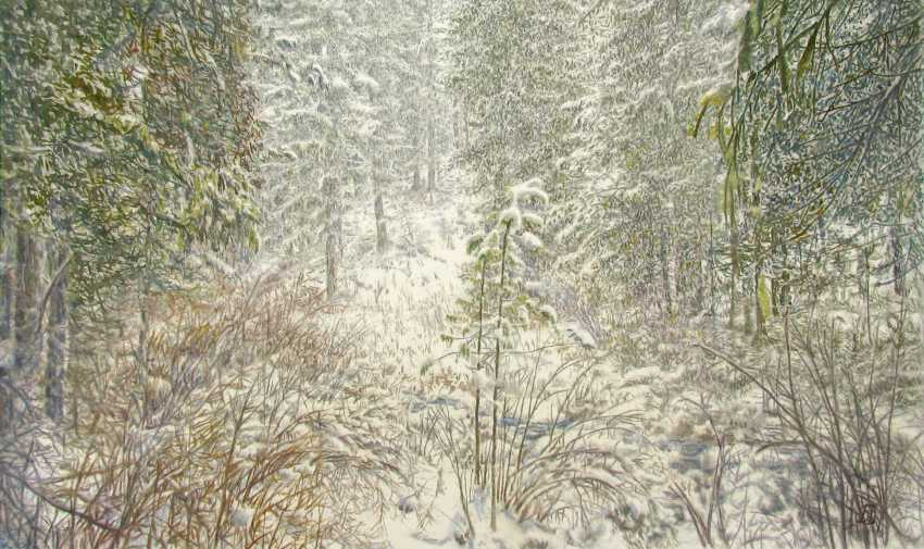 Viktor Borodin. Creek Stoktysh - photo 1