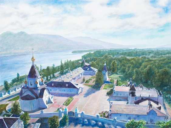 Viktor Borodin. Convent of the assumption - photo 1