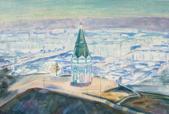 Viktor Borodin. La chapelle - photo 1