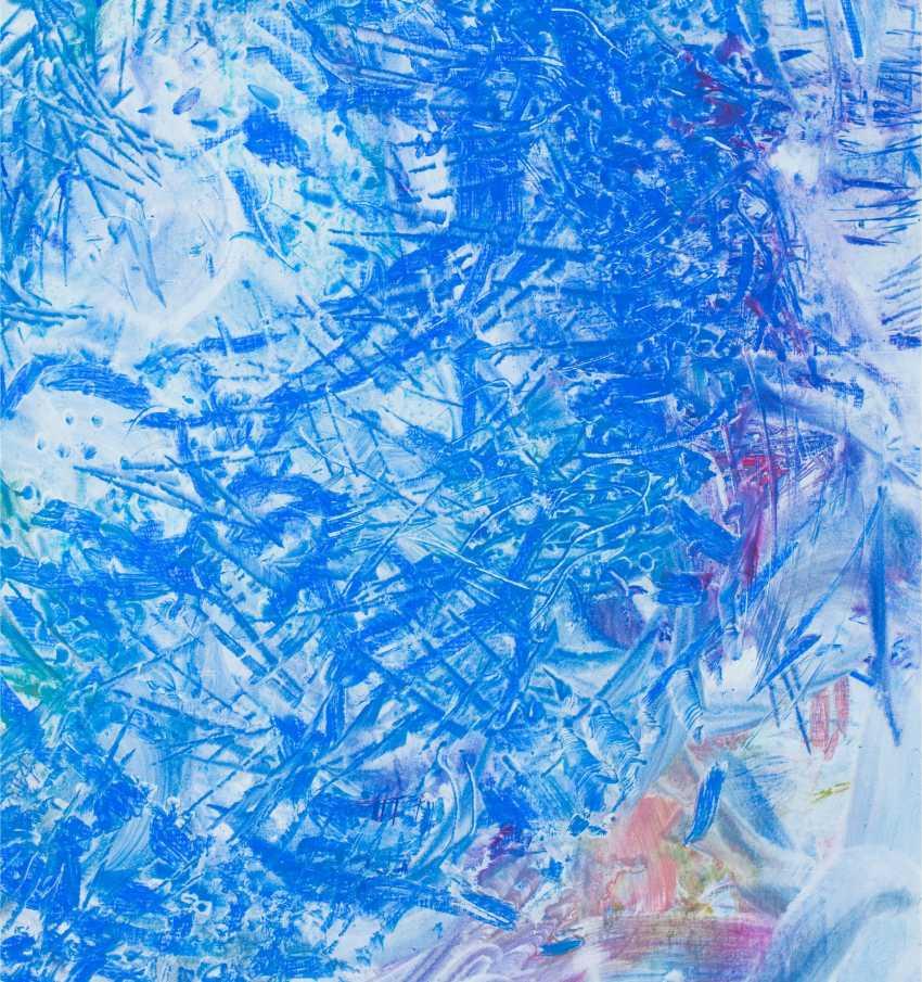 Viktor Borodin. Blaues Licht - Foto 1