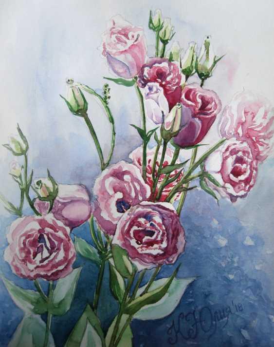 Julia Koliada. Pink roses - photo 1