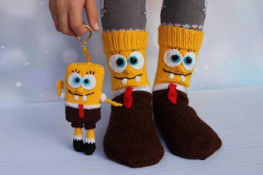 Tanya Derksch. Set Spongebob - photo 1
