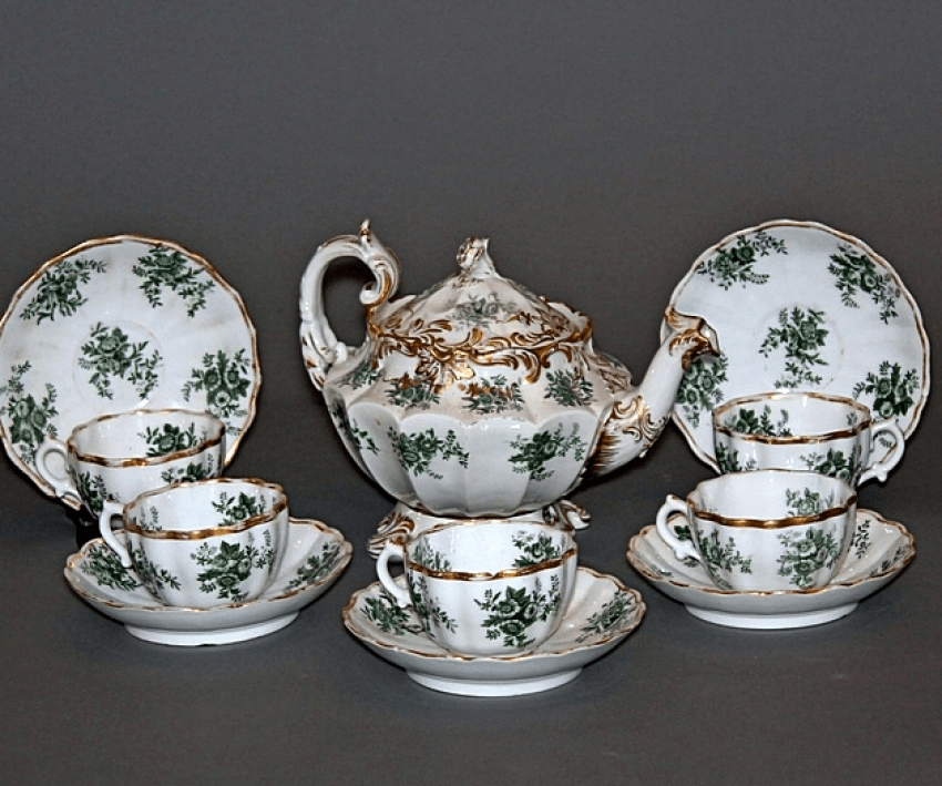 Set of 6 items.factory Kornilov brothers - photo 1