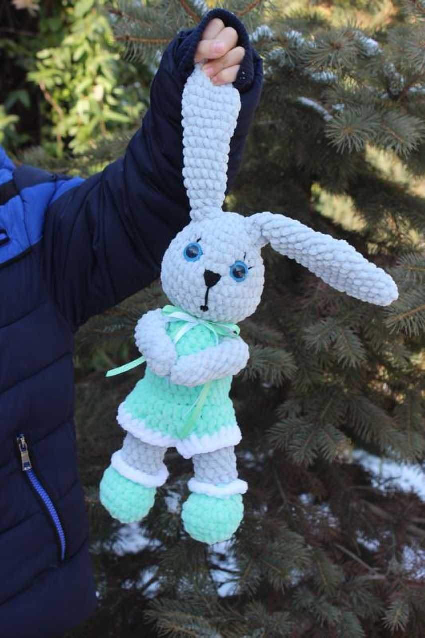 Tanya Derksch. Severny Bunny - photo 1