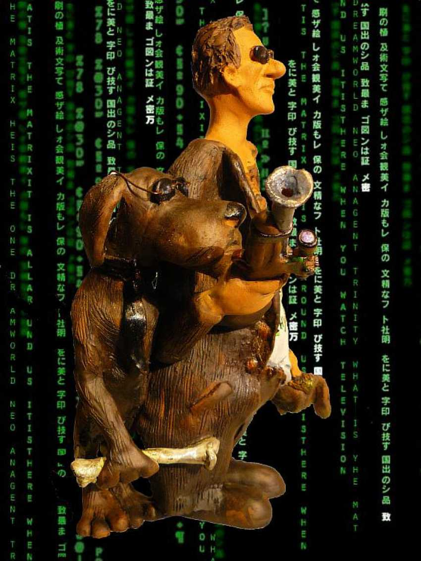 Dmitry Undin. Matrix. The Russian option. - photo 3