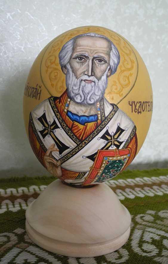 Julia Sovtus. The Icon Of St. Nicholas - photo 1