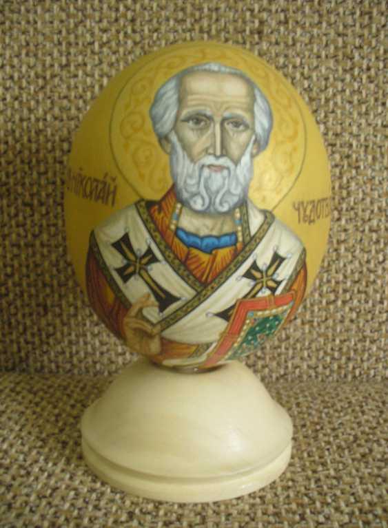 Julia Sovtus. The Icon Of St. Nicholas - photo 2