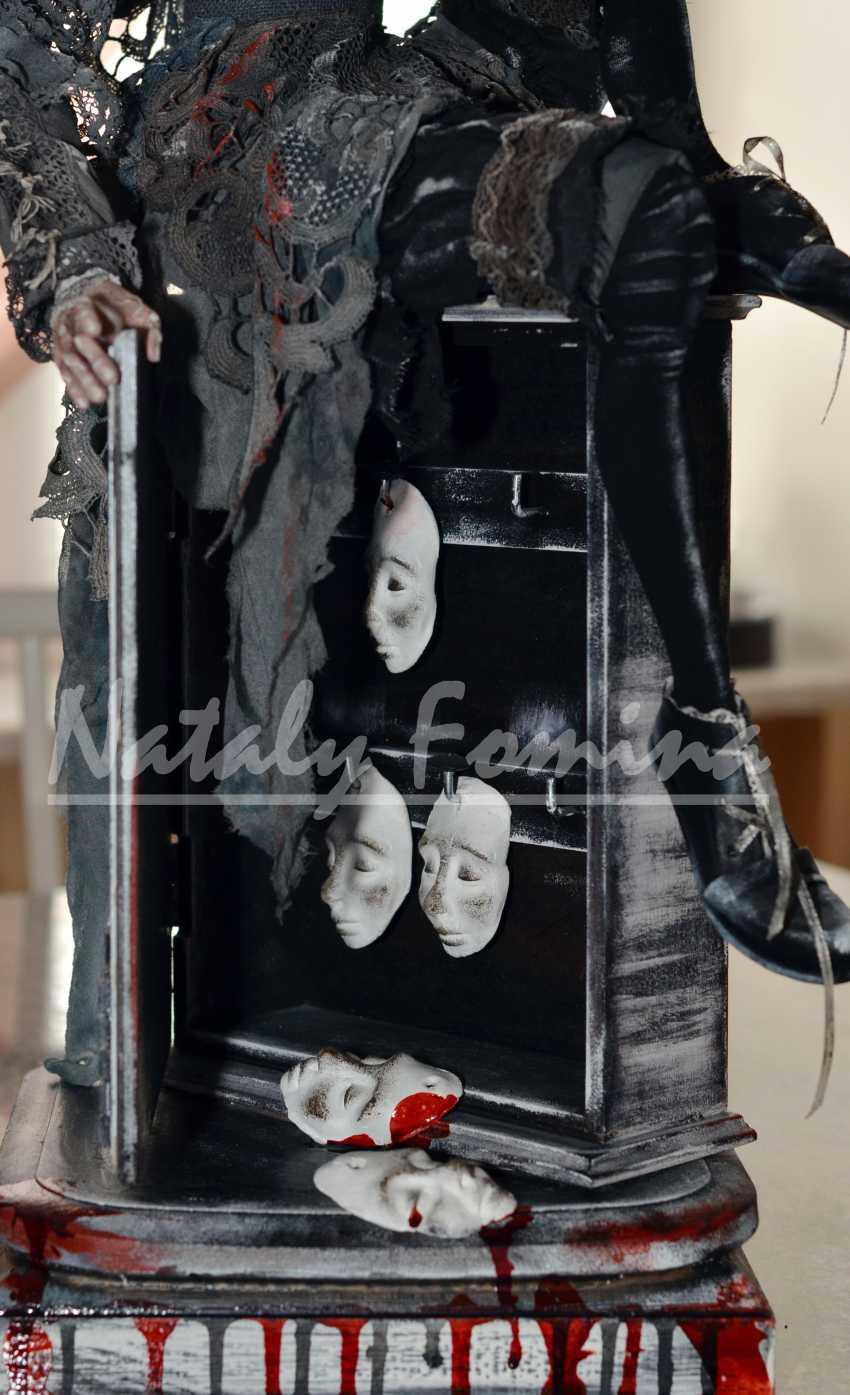 """Nataly Fomina. """"The many faces of Ian"""" - photo 1"""