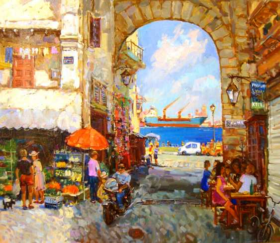 Andrey Mishagin. The memory of Crete - photo 1