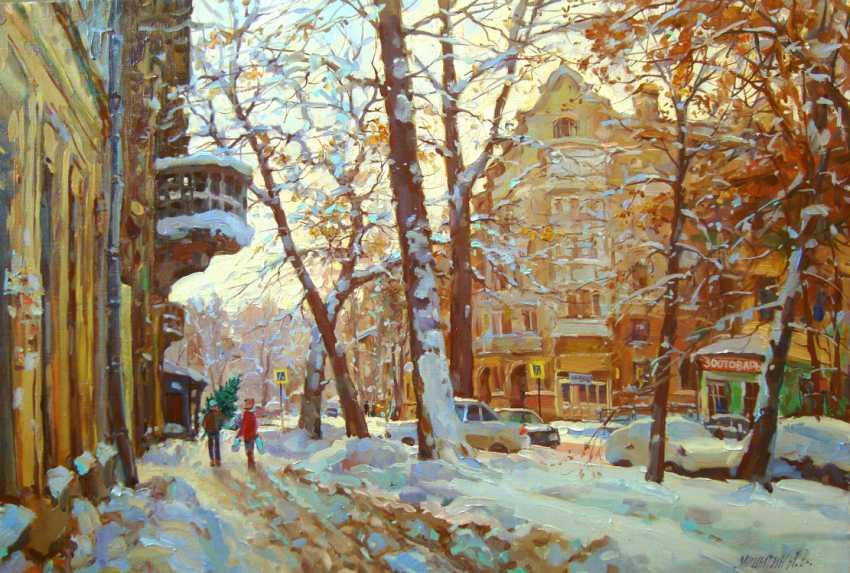 Andrey Mishagin. Soon the New year holiday! - photo 1