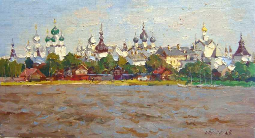 Andrey Mishagin. Rostov Great - photo 1