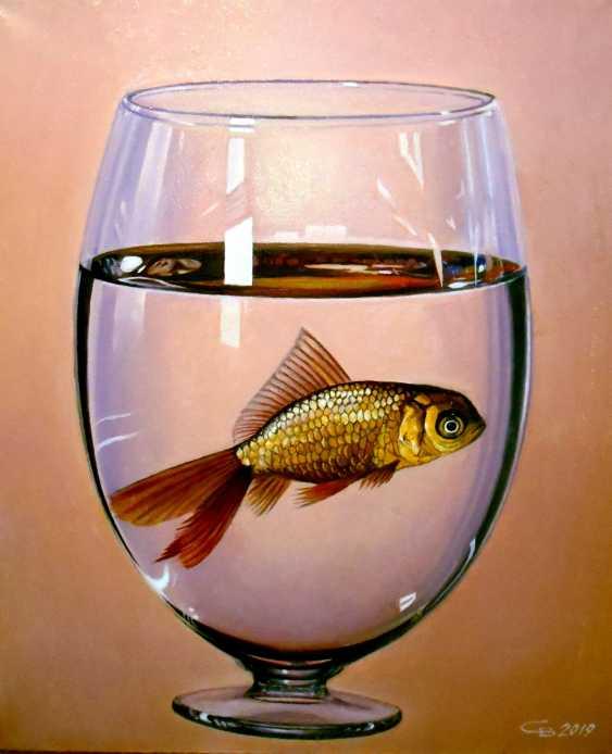 """VIKTOR SAVIN. """"Fish"""" - photo 1"""