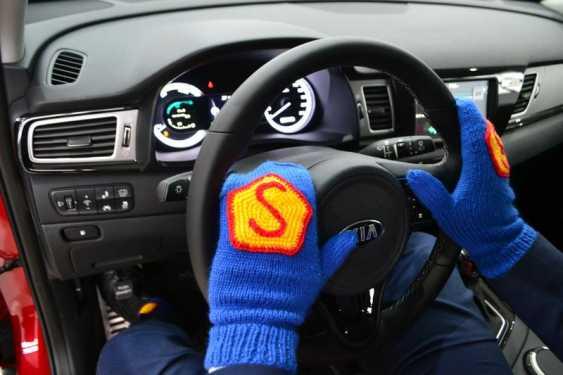 Tanya Derksch. Mittens Superman - photo 2