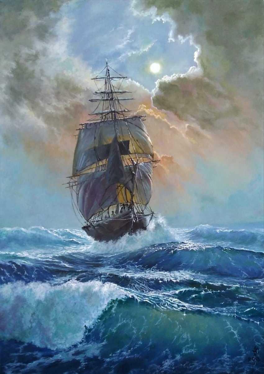 Yury Apoyants. Sail. - photo 1
