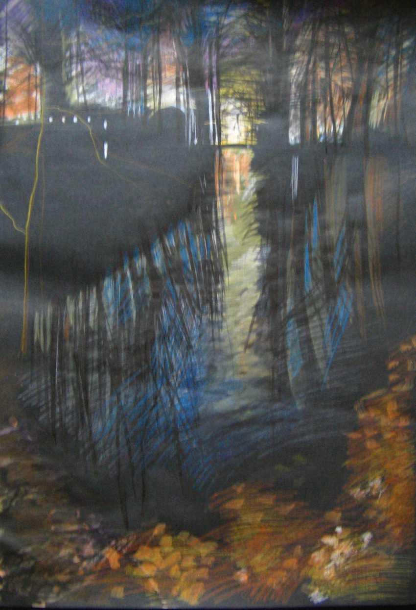 Julia Bezshtanko. Black mirror - photo 7
