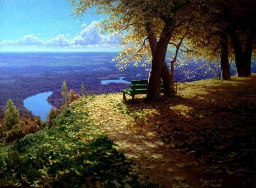 "Mikhail Fyodorov. ""Colors of autumn"" - photo 1"