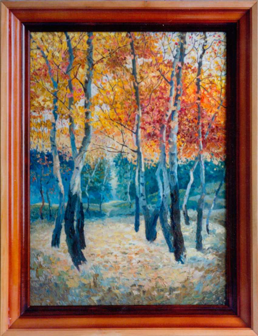 "Sergey Kolokoltsov. ""Autumn.Sunny day."" - photo 1"