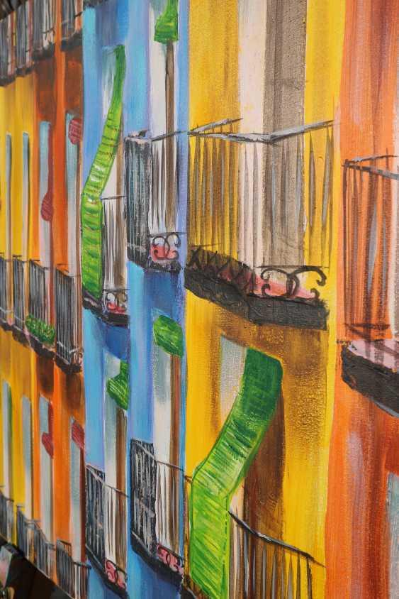 "DMYTRO YEROMENKO. Balkone ""Sonderpreis"" 50 * 50 - Foto 4"