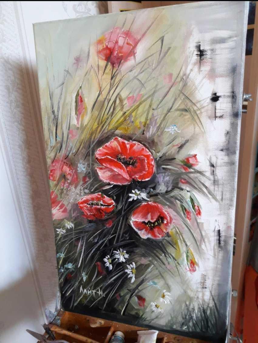 NATALYA LITE. Poppies - photo 1