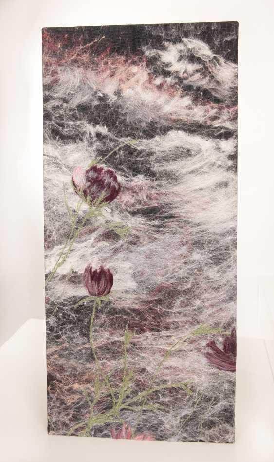 "Nelli Pashtenko. Triptych ""the CONTRASTS of NATURE"" - photo 3"