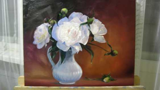 Oksana Starikova. White flowers - photo 1