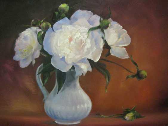 Oksana Starikova. White flowers - photo 2