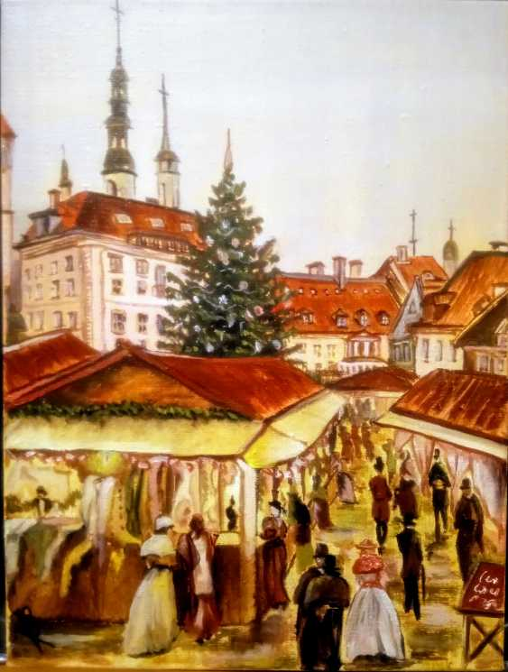 Nataliya Kashubina. Christmas fair in Europe - photo 1