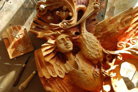 "Sergey Kolokoltsov. ""Islogical fire bird"". - photo 2"