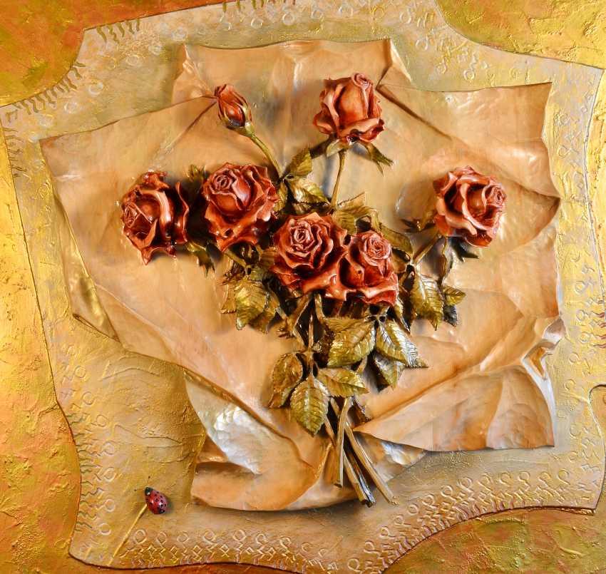 """Sergey Kolokoltsov. """"Bouquet"""". - photo 2"""