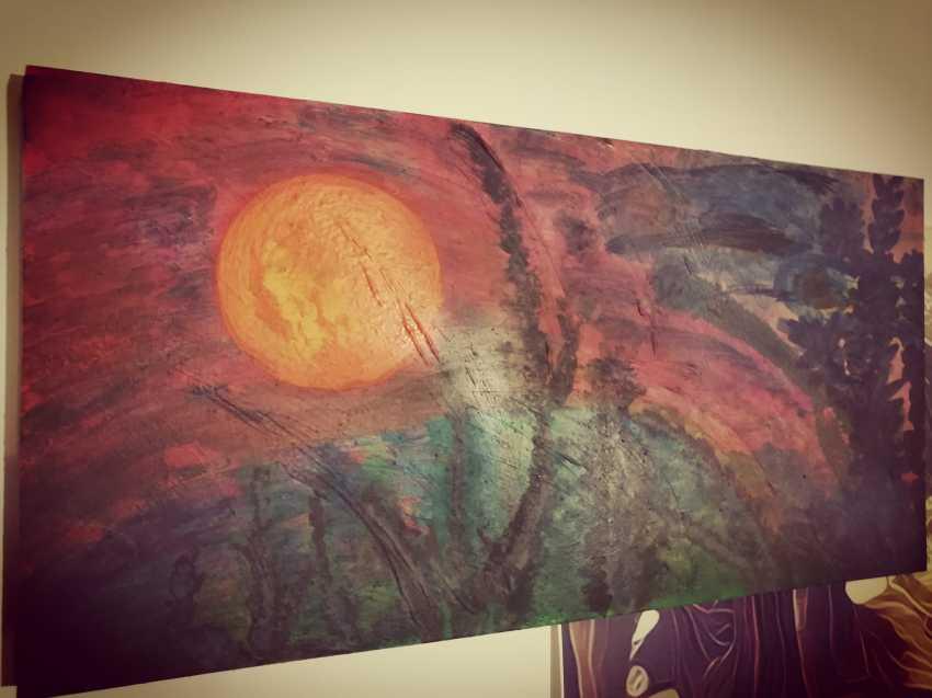"Alexandro de`Ab. ""Pink Еvening"" (RedTwilight) (Sunset) - photo 2"