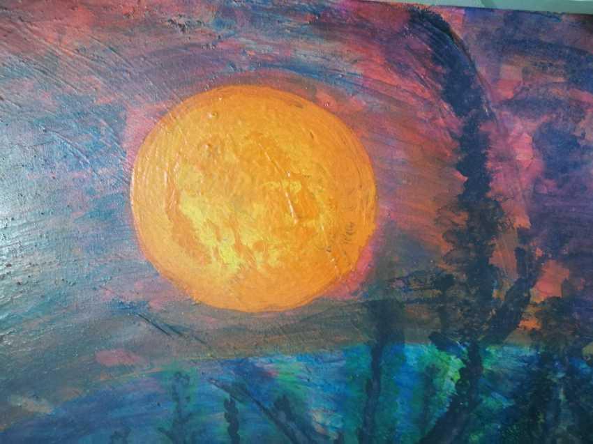 "Alexandre de`Ab. ""Pink Еvening"" (RedTwilight) (Sunset) - photo 4"