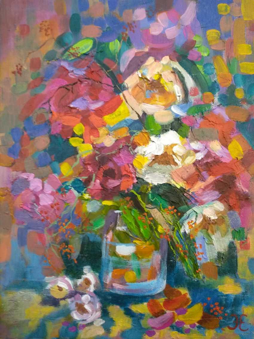Evgenia Erkenova. Summer bouquet - photo 1