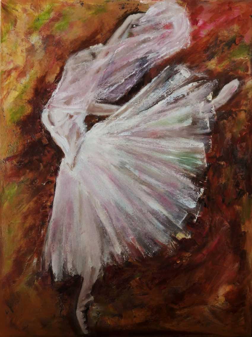 Svitlana Antonova. A mysterious ballerina - photo 1