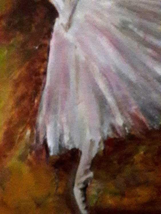 Svitlana Antonova. A mysterious ballerina - photo 3