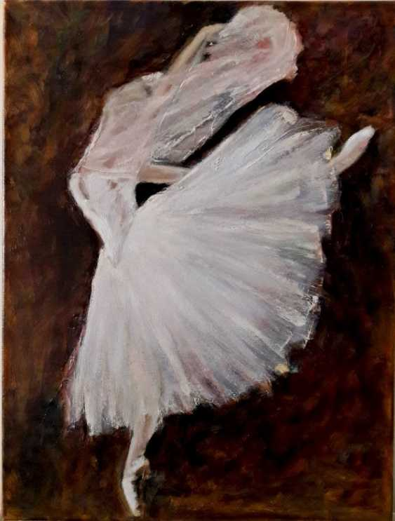 Svitlana Antonova. A mysterious ballerina - photo 1