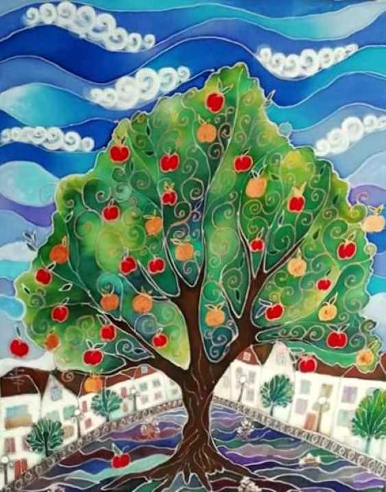 """Victoria Nikulina. """"Baum der Wünsche"""" - Foto 1"""