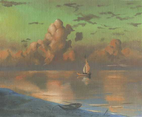 Evgeny Anisimov. Calm Evening Waters - photo 1