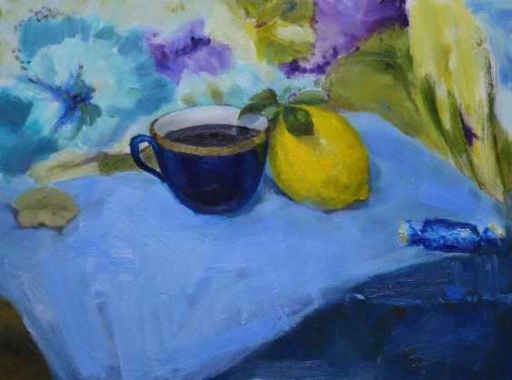 Evgeny Anisimov. A Portrait of Tea with Lemon - photo 1