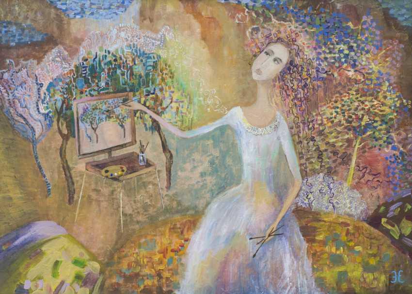 Evgenia Erkenova. Artist - photo 1