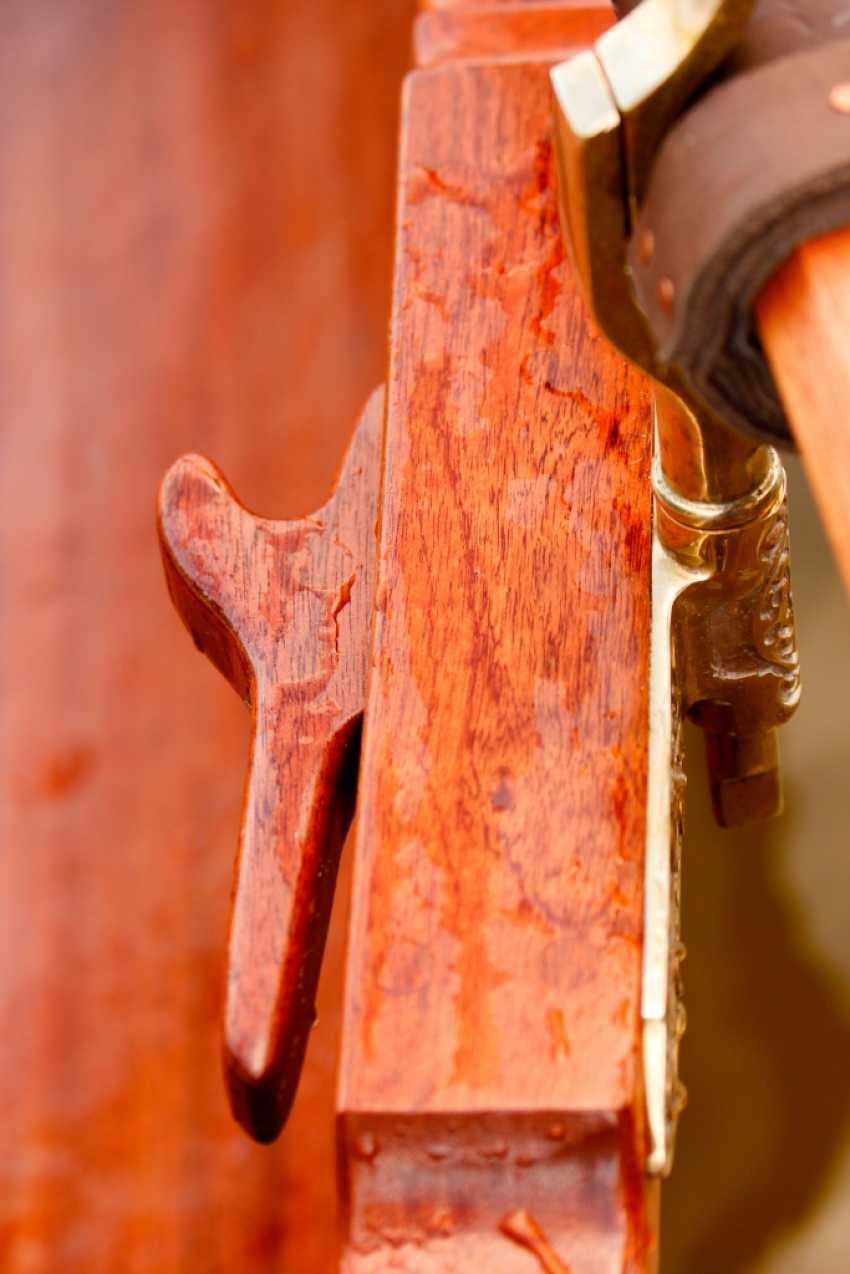 Igor Marukha. Wooden sailing rowboat Whitehall - photo 6