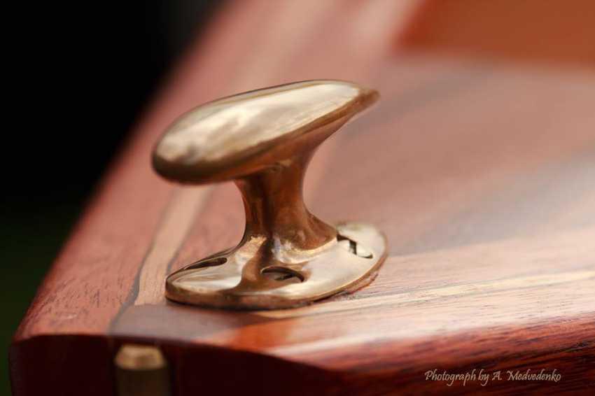 Igor Marukha. Wooden sailing rowboat Whitehall - photo 7
