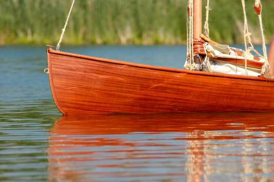 Igor Marukha. Wooden sailing rowing boat Whitehall - photo 4