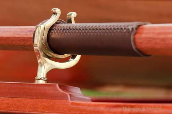 Igor Marukha. Wooden sailing rowing boat Whitehall - photo 9
